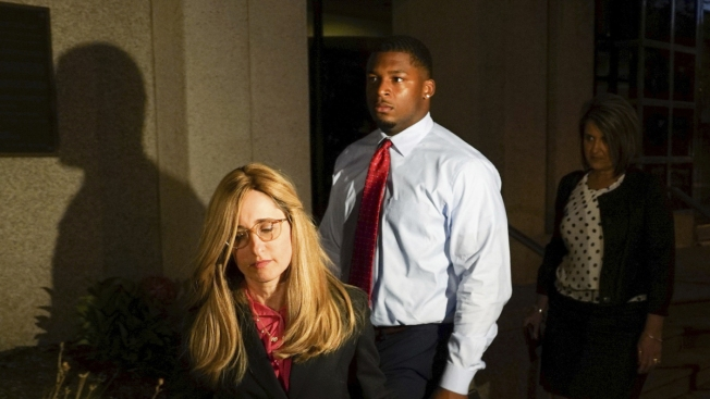 Football Player Convicted of Rape Earned a 2nd Chance, Coach Says