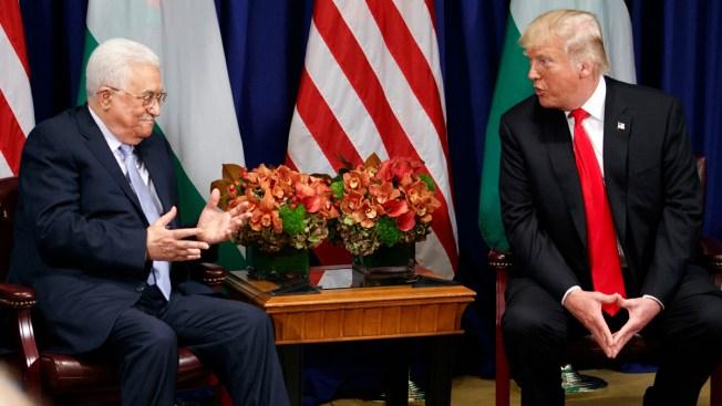 Palestinian President Warns US Against Jerusalem Recognition