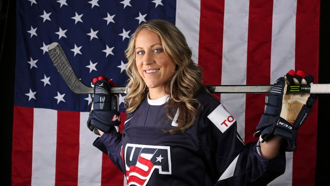Team USA Hockey Player Meghan Duggan Marries Former Canadian Rival