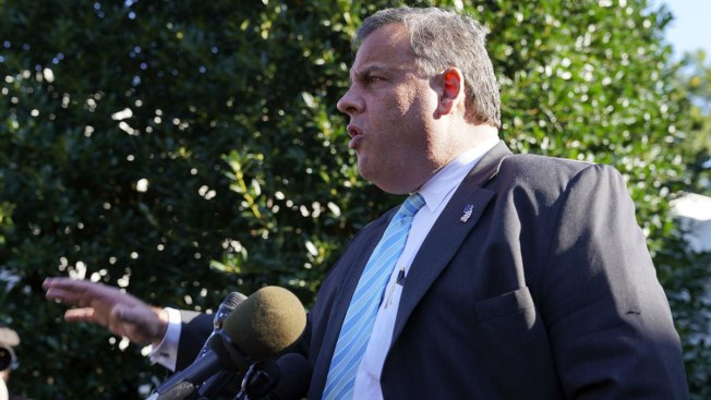 Former NJ Gov. Chris Christie Says He Does Not Want White House Chief of Staff Job