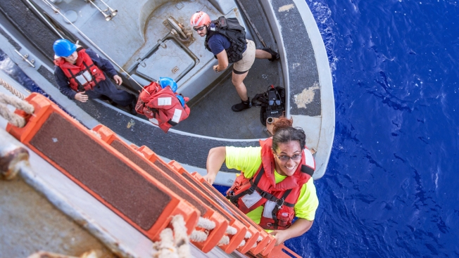 Two American Women Rescued After Five Months at Sea