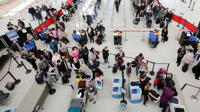 Intruders Breached Security Perimeter at JFK Airport 4 Times in 2015; Most in Over a Decade