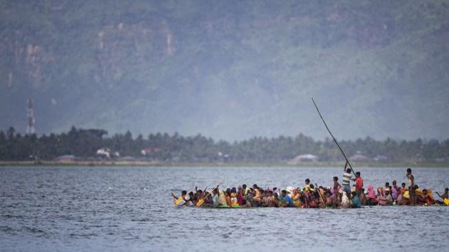 US Declares 'Ethnic Cleansing' Against Rohingya in Myanmar