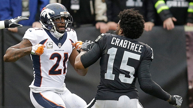 Footbrawl Sunday: Talib and Crabtree Ejected for Fighting