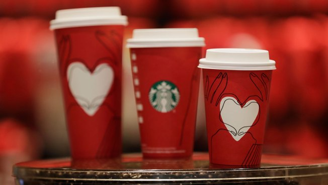 Starbucks Launches Black and White Mocha Collection for New Year's Celebration