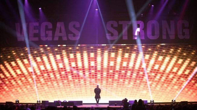 Celine Dion, Imagine Dragons Unite at Largest Vegas Strong Benefit Concert
