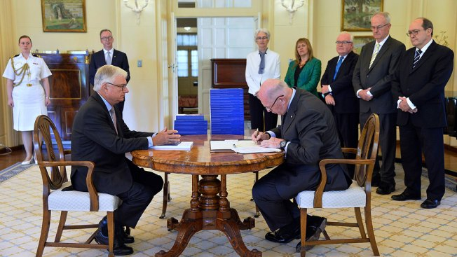 Australian Probe Into Child Abuse Suggests Vatican Lift Celibacy Demand From Clergy