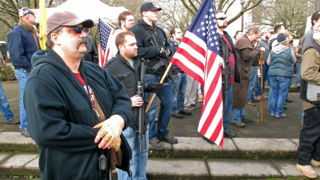 Gun Rights Supporters: Bring Your Unloaded Rifle to Rallies
