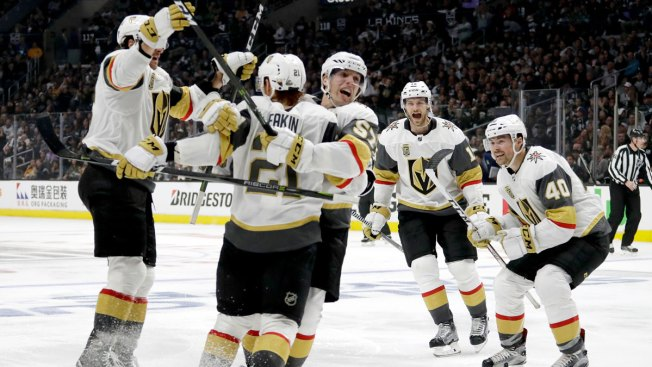 Vegas, Best Bet in NHL Playoffs, Is Rare Expansion Team Success Story