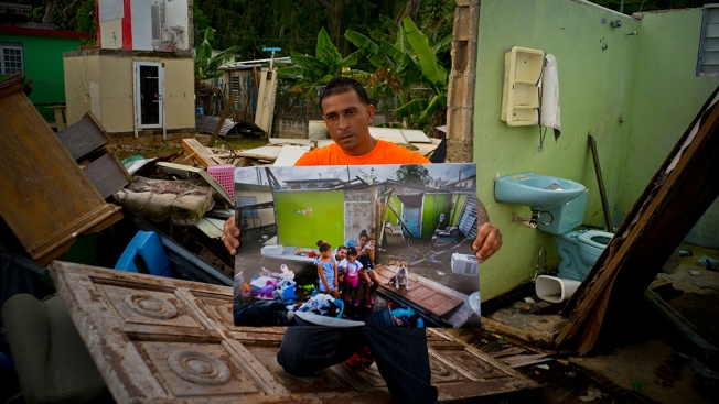 [NATL] Puerto Rico Still Struggles for Relief Eight Months After Maria