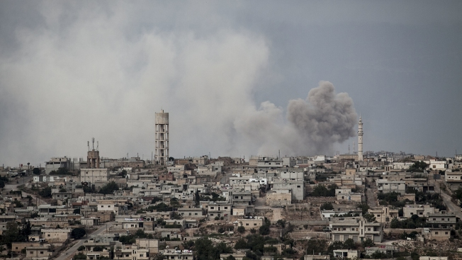 The Looming, Final Battle for Syria's Cornered Rebels