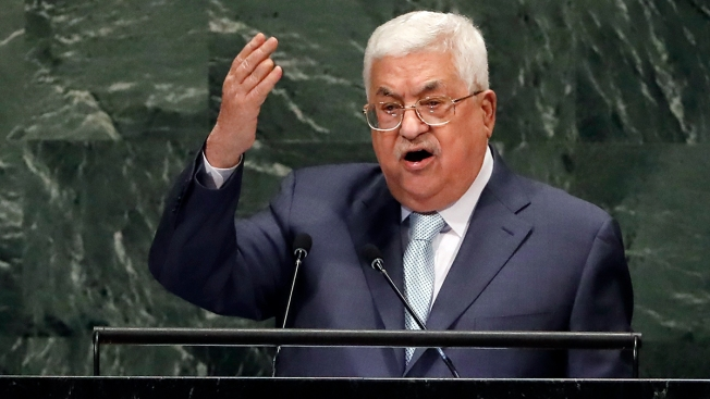 Palestinian Leader: Our 'Rights Are Not Up For Bargaining'