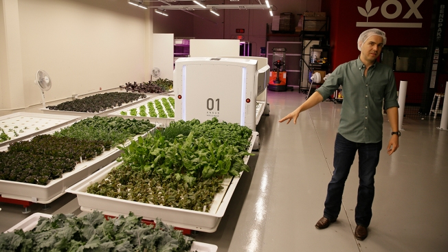 Meet the Farmers of the Future: Robots