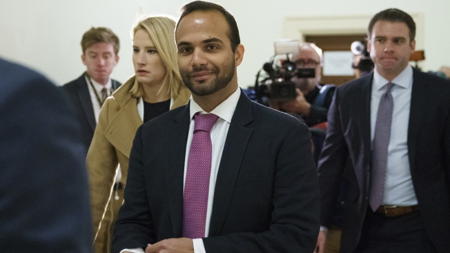 Ex-Trump Campaign Adviser Papadopoulos Reports to Prison