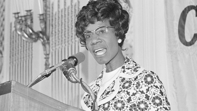50 Years In, Shirley Chisholm's Historic Victory Offers Inspiration
