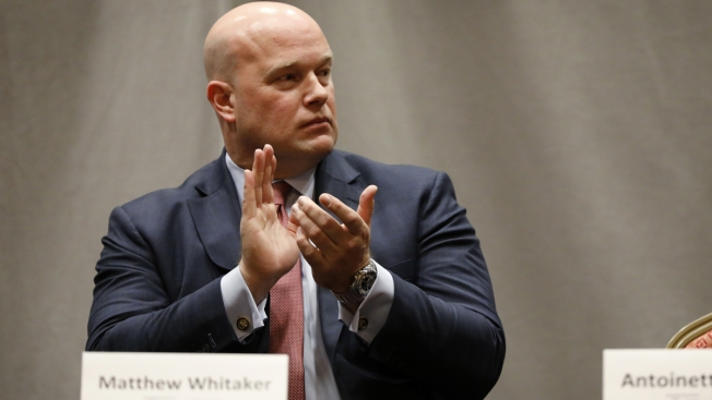 Democratic Senators Sue Over Whitaker's Appointment as Attorney General