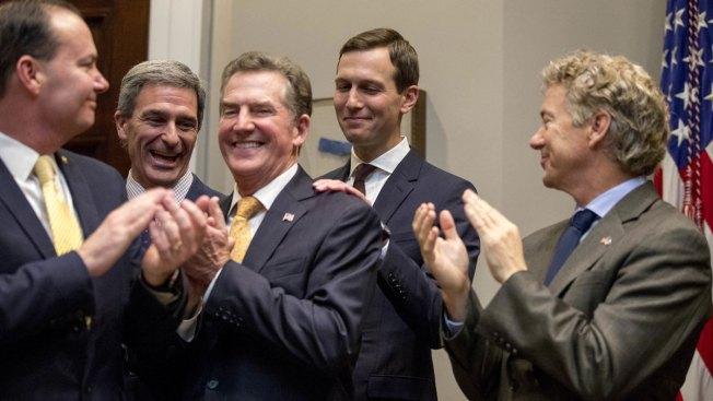 Kushner's Backing of Criminal Justice Reform Earns Him Praise
