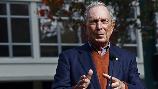 Bloomberg Prepared to Spend at Least $100 Million on Possible 2020 Presidential Run