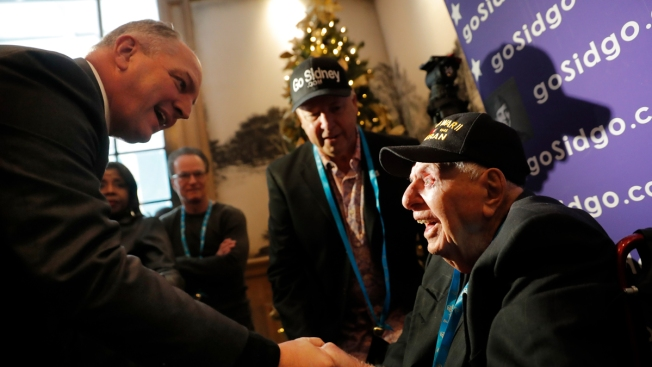 WWII Vet on Mission to Publicize Dwindling Number of Vets