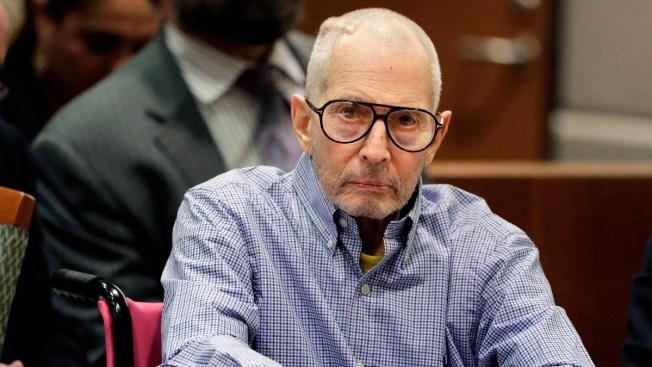 Robert Durst Murder Trial Set for September in Los Angeles
