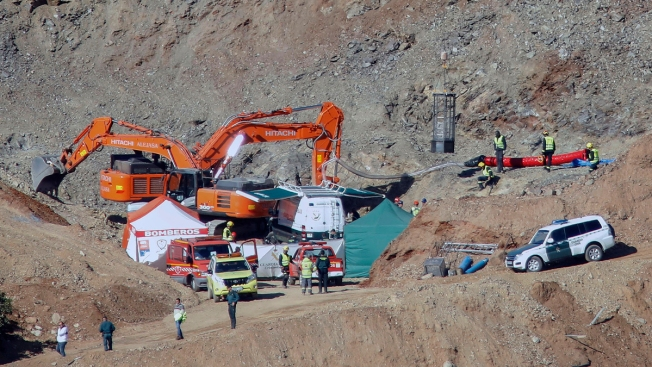 Spanish Boy Found Dead in Borehole After Dire 13 Day Search