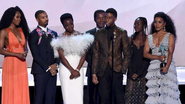 Ahead of Oscars, 'Black Panther' To Return to Theaters