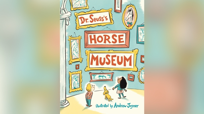 Posthumous Dr. Seuss Book Coming Sept. 3
