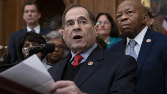 House Judiciary Committee Authorizes Subpoena for Full Mueller Report