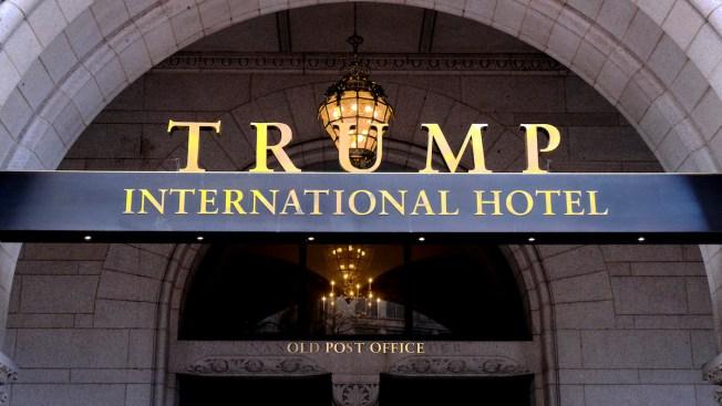 Trump Organization Exploring Sale of DC Hotel