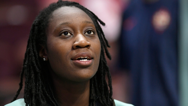 WNBA Star Tina Charles Adds Filmmaker to Her Resume
