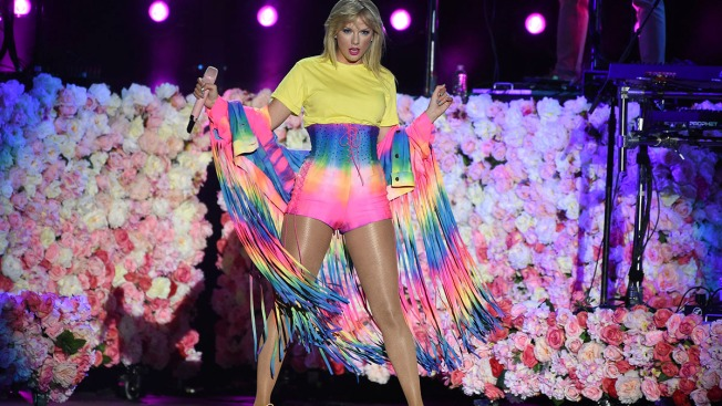 Taylor Swift Gives Surprise Performance at Stonewall Inn
