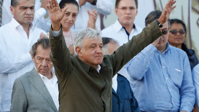 Mexico Vows to Help Central American Migrants Amid Crackdown