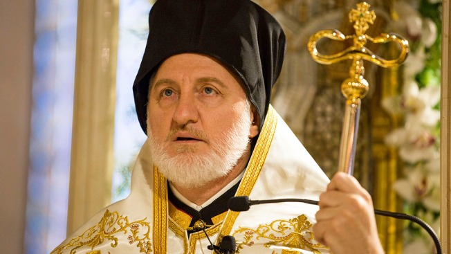 Greek Orthodox Church in US Gets 1st New Leader in 20 Years