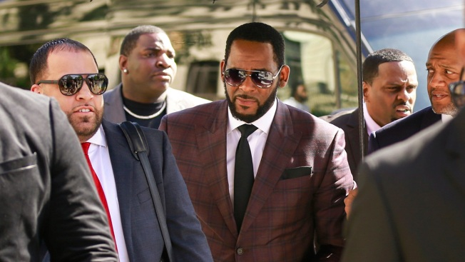R. Kelly's Attorneys Want Him Released From Solitary Confinement