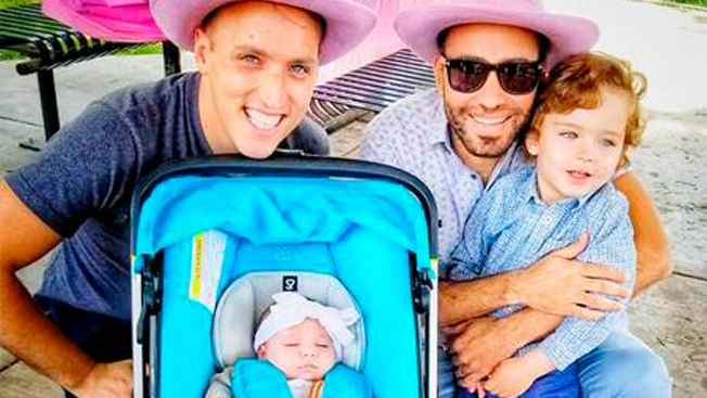 'We Are Family by Every Definition': Gay Dads' Baby Denied Citizenship