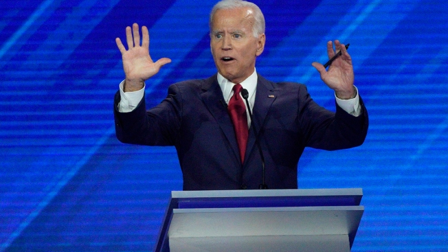 Analysis: Biden Looks Like a Front-Runner, Until He Doesn't