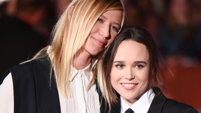 Ellen Page Makes Red Carpet Debut With Girlfriend Samantha Thomas: 'I'm in Love'