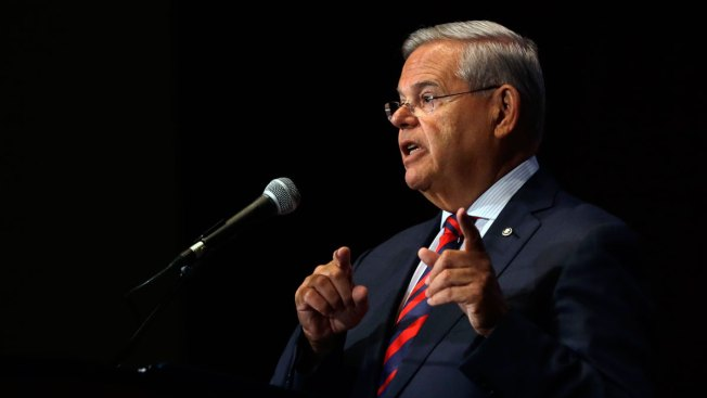 Appeals Court Won't Toss Corruption Charges Against New Jersey Sen. Menendez