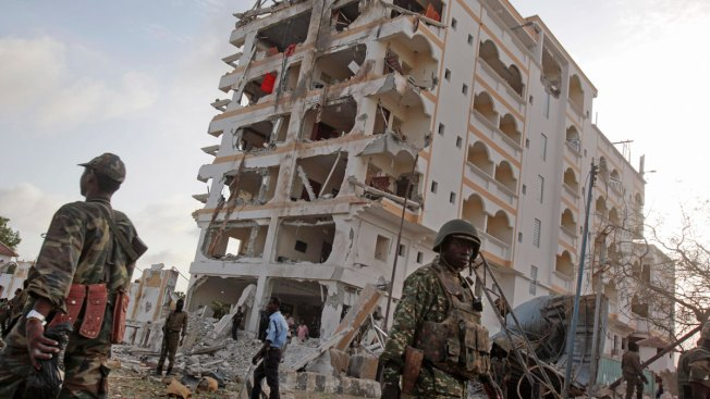 At Least 13 Killed in Somali Hotel Blast: Police