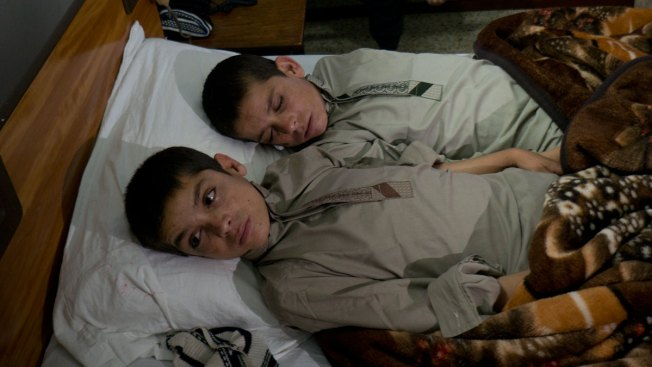 'Solar Kids': Pakistan Brothers Become Paralyzed Each Night