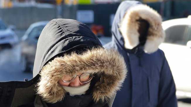 Frigid Polar Vortex Brings Subzero Tempertaures to Millions
