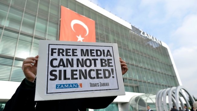 Turkey Arrests Vice News Journalists on Terror-Related Charges