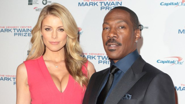 Eddie Murphy Will Be Father for 9th Time