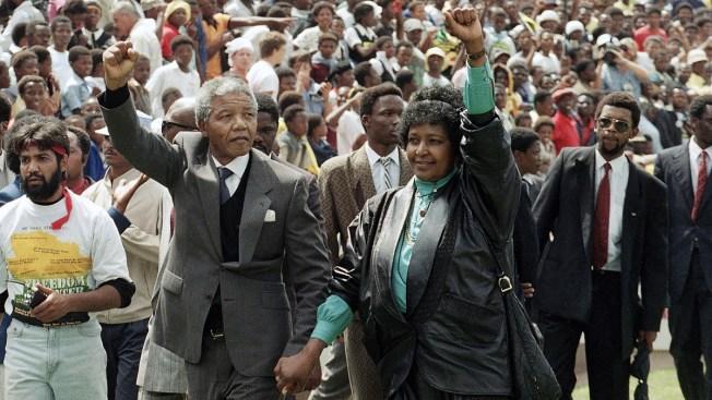Anti-Apartheid Activist Winnie Madikizela-Mandela Dies