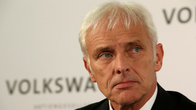 Recall of Cars Hit by Scandal to Begin in January: VW CEO
