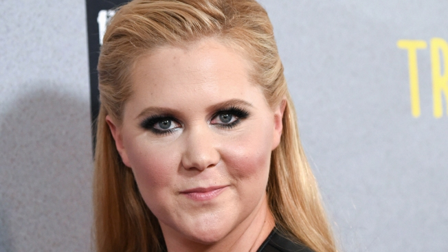 Amy Schumer Wears Princess Leia's Bikini on the Cover of GQ