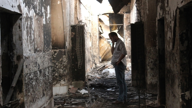 Troops Who Sought Strike Believed Hospital Seized by Taliban