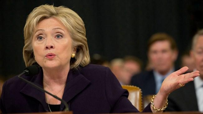 Five Takeaways From Clinton's Benghazi Testimony