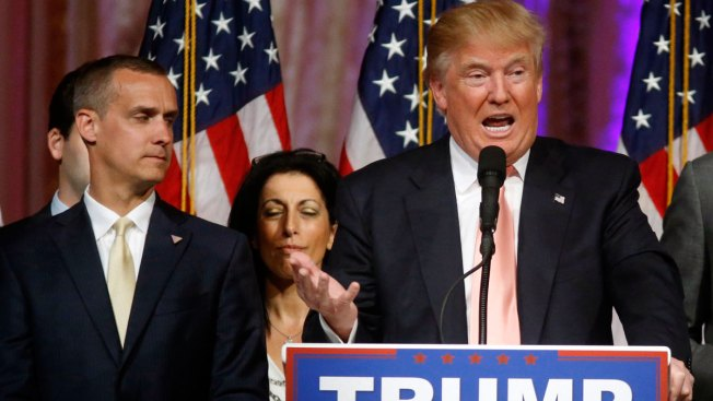 Who Is Donald Trump's Controversial Top Aide Corey Lewandowski?