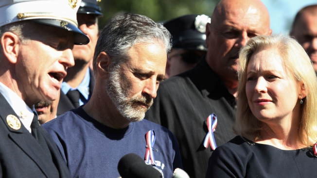 Never Forget? Law Covering 9/11 Responders' Medical Care Expires